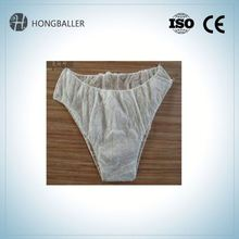 Lace Medical Sheer Panties For Men