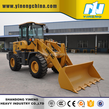 YN928D compact loader small wheel loader for farm
