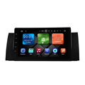 "Android6.0.1 Sat Nav 9"" Intel Sofia Quad-core Car Media For E39 E53 with built-in WiFi &3G DY9002"