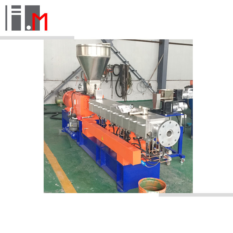 High quality waste recycle plastic granules making machine