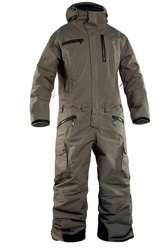 hot sale winter one piece adult snow suit