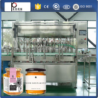 CE certification high speed small business sesame paste filling machine