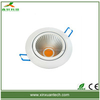 Hot selling COB 30degree 15w 10w 7w led pop ceiling down light
