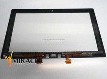 10.6 inch laptop digitizer touch screen for Microsoft Surface RT2 1572 touch