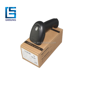 2.4 G wireless Scanner/ convenience long distance scan 1D 2D barcode