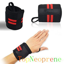 Thumb Loop Support Crossfit Wrist Wraps