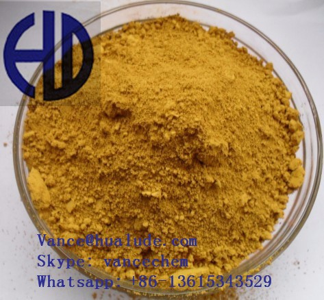 manufacturer yellow iron oxide for large-scale powder coating