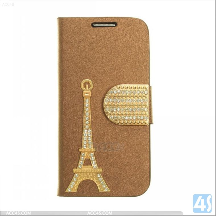 Shockproof Bling bling case for samsung galaxy s4 mini i9190