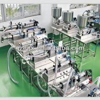 CE Certification LH Beverage Filling Machine