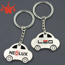Business gifts promotion car key tag
