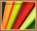 PU coated 600D polyester oxford fabric for bag and tent material