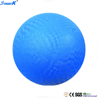 custom rubber playground balls kids toy