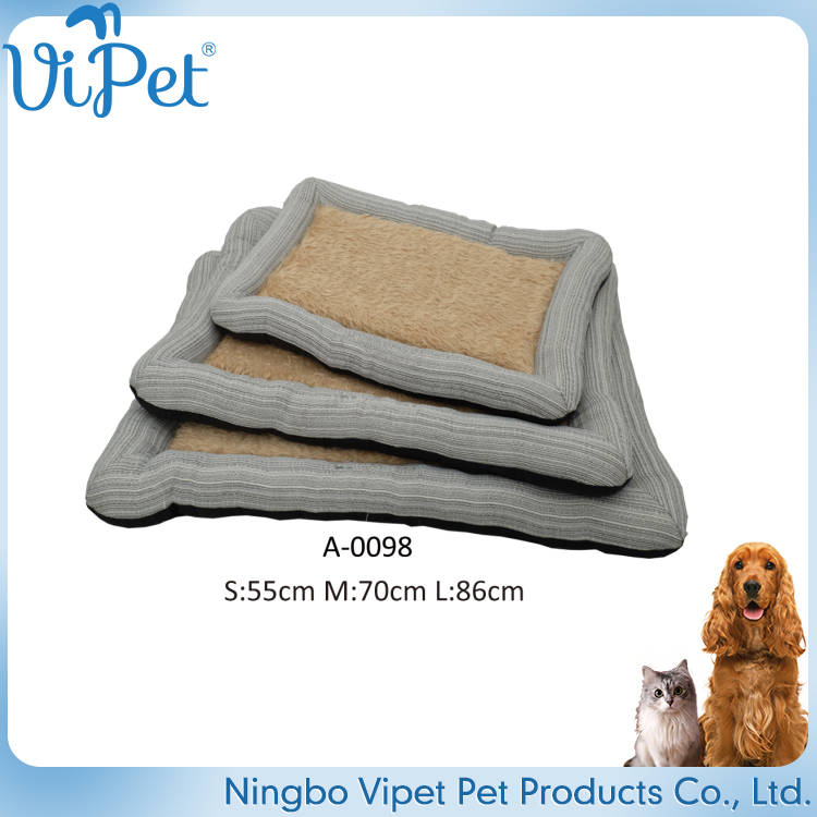 trade assurance professional factory direct pet dog bed filling