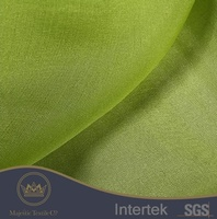 Hot fashion plain dye 6mm 100% pure silk chiffon fabric