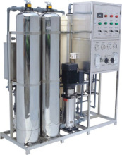 1000LPH RO Water Purification Machines Use to Produce High quality purified water WHO standard