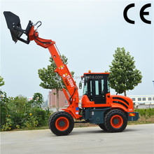 multifunction lumber yard wheel loaders TL2500 with CE certificates for sale