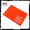 Professional hot stamped microfiber cloth factory, microfiber dust cleaning cloth, microfiber chamois cloth