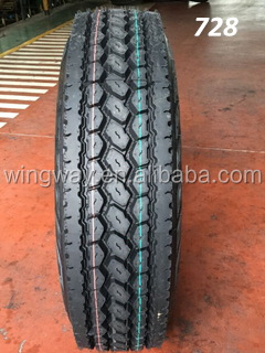 New Radial Truck Tire 295/75R22.5,11R22.5,11R24.5,285/75R24.5 for sale in USA/South America with DOT