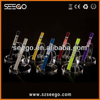 The latest design seego usb charger with mystic box electronic cigarette e