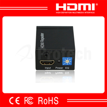 HDMI Repeater Extends to 35m by HDMI Cable Compatiable For HD-DVD, STB, PS3 etc Mini HDMI Extender