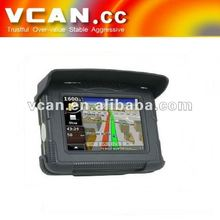3.5 inch TFT Touch Screen MOTO/BIKE GPS Water Proof BT vcan0288