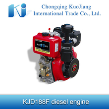 KuoJiang factory price for 456cc 188F diesel engine