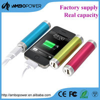 18650 Battery Power Bank Charger 2600mah For All Brands Mobile Phone
