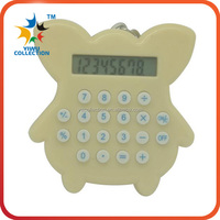 small pocket gift key chain calculator