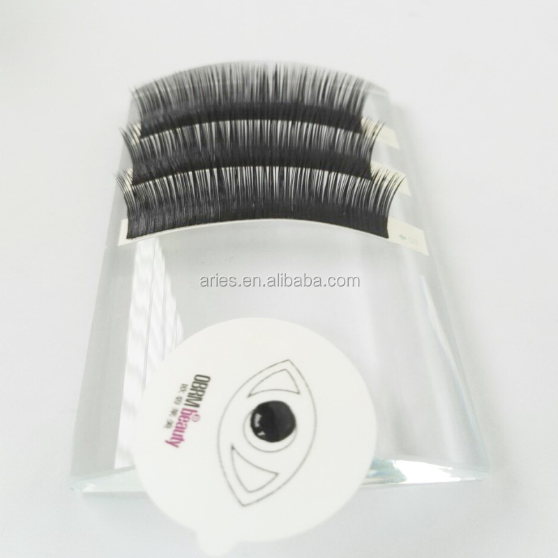 Heavy Curved Eyelash extensions holder Palette + Glue stone