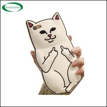 2018 China factory universal animal shaped silicone mobile phone case