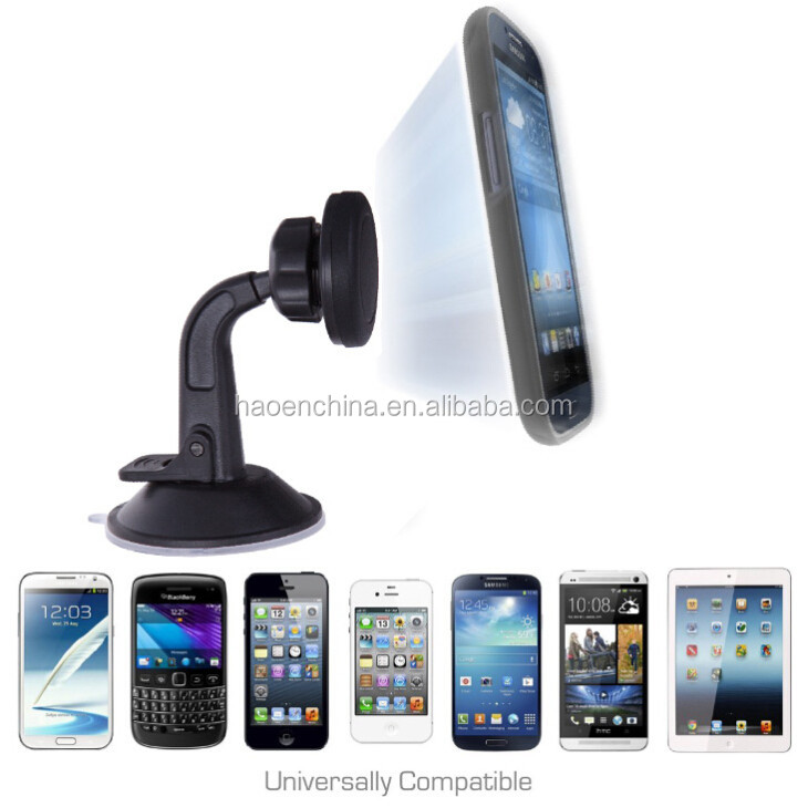 No Charger 360 Degree Rotating Car Phone Holder Dashboard Cell Phone Mount Magnetic Mount Car Holders For Xiaomi Redmi 2