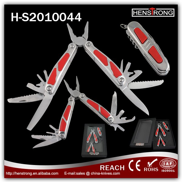 Gift box packing camping hand tool sets