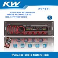 1 din car mp3 decoder 12 volt car radio