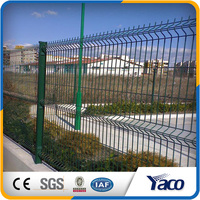 Wholesale alibaba galvanized flat panel fence gates