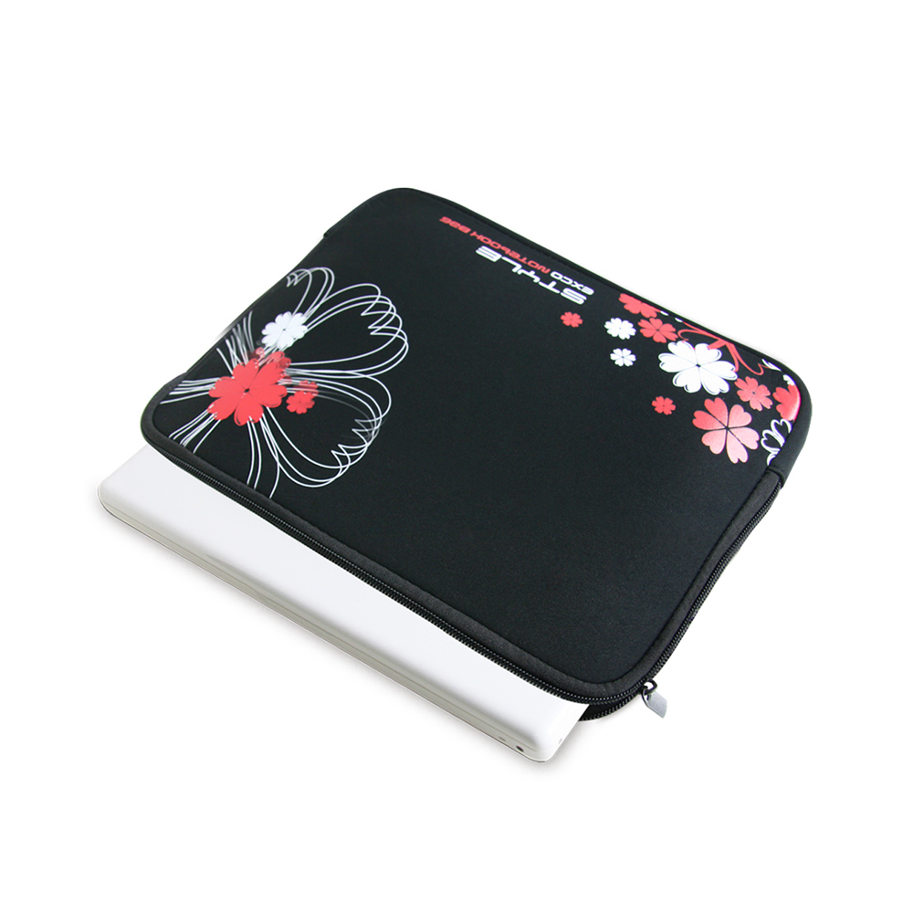 EXCO fancy bag Shockproof padded neoprene felt sublimation laptop sleeve
