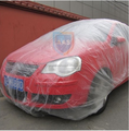 HDPE,Disposable,PEVA,PE,Plastic car cover,LDPE Material and Waterproof Function