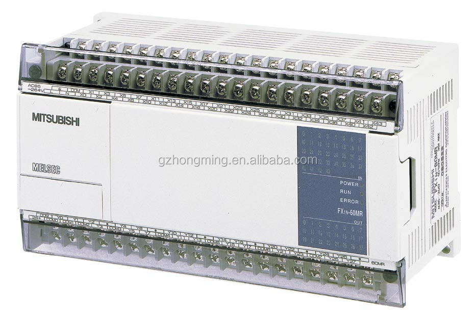 Promotion Good Quality Factory Price Mitsubishi FX1N Series PLC FX1N-60MR-001 with Good Package