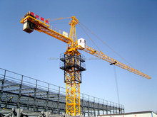 CS used tower crane in dubai