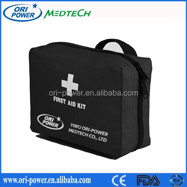 OP manufacture ISO CE FDA approved oem wholesale professional emergency first aid kit survival