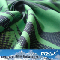 China Suppliers Water Proof Printing Polyester Spandex Lycra Material Fabric For Swimwear