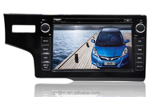 8 inch Car GPS Android 4.42 1080P HD Screen 2 Din Navigation System Navigator