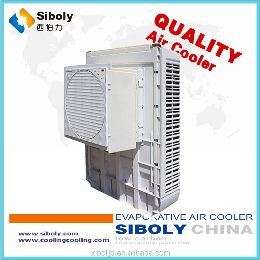 Best supplier Evaporative Air Conditioner portable coolers new window grill design