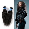 Wholesale Brazilian Hair Extension 7A Grade Jerry Curly Unprocessed Virgin Brazilian Braid Hair