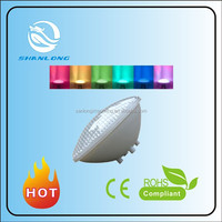 OEM ASTRAL Brand Swimming Pool LED Light Underwater Light With Color Control Remote Control Colorful Changing Light Bulb