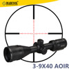 Hunting reflescope MARCOOL ALT 3-9X40 AOIR RIFLE SCOPE 5.56mm weapon rifle air gun hunting sight with mount ring for free
