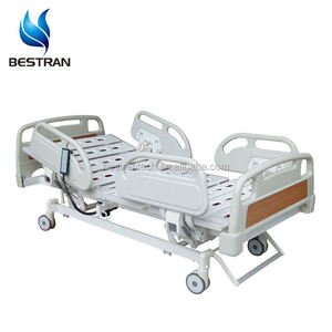 China BT-AE009 top quality Linak full size used hospital bed electric equipments
