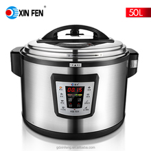 50L large electric pressure cooker potato cooker restaurant equirment pressure cooker