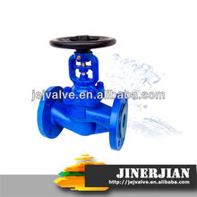 Cast iron DIN Bellow Globe Valve