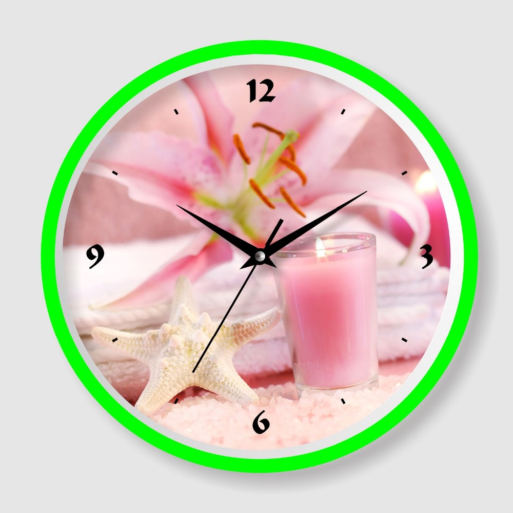 Wholesale cheap Eco friendly plastic kids room wall clock