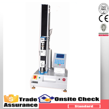Computer servo control tensile strength tester
